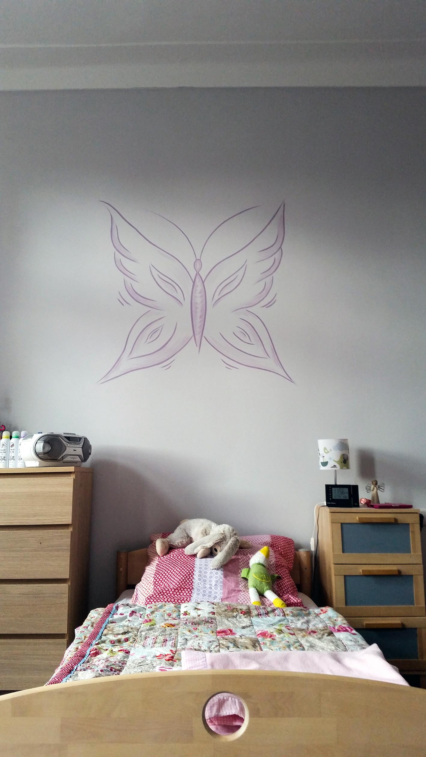 Individuelle Wohnraumgestaltung - Malerwerkstatt von der Hocht GmbH